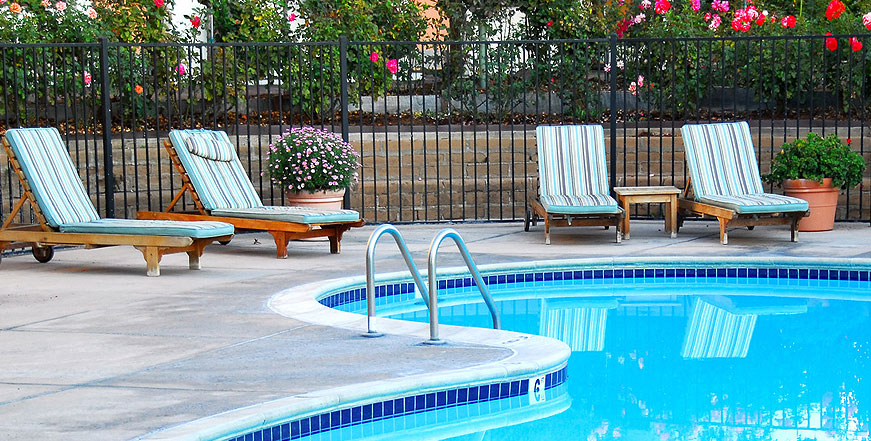 Serviços piscinas