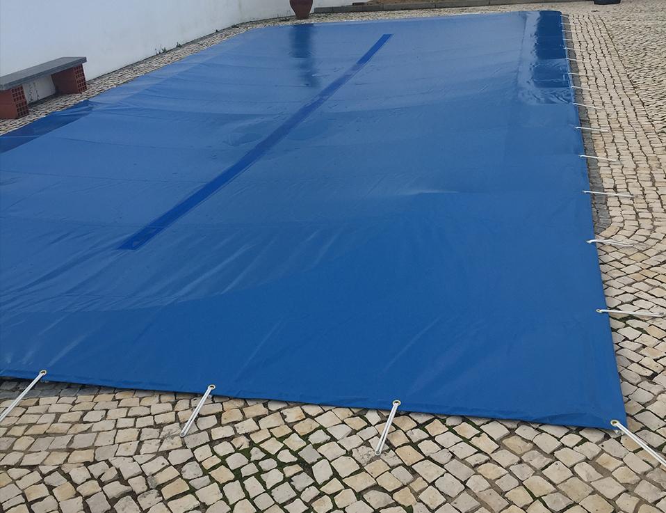 Coberturas de inverno piscinas