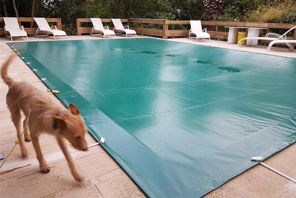 Cobertura para piscinas