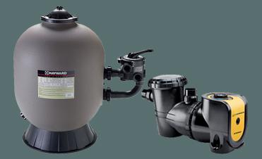 instalação de equipamentos de piscinas Filtração