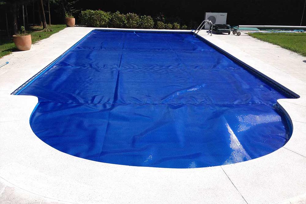 Coberturas manta termica de piscinas