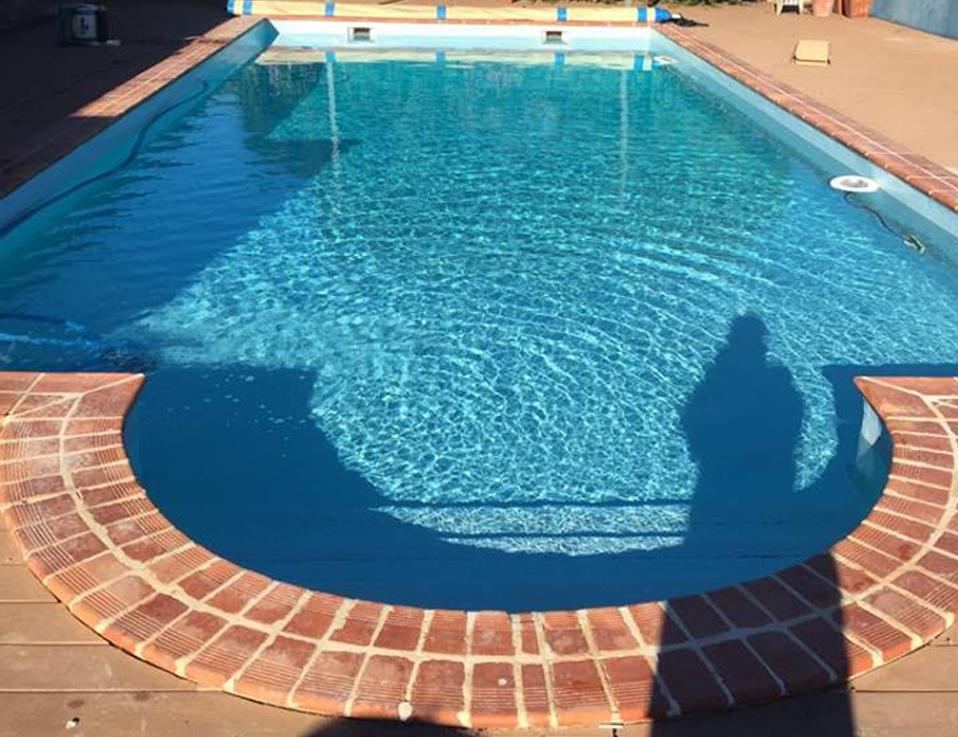 Reparação de piscinas