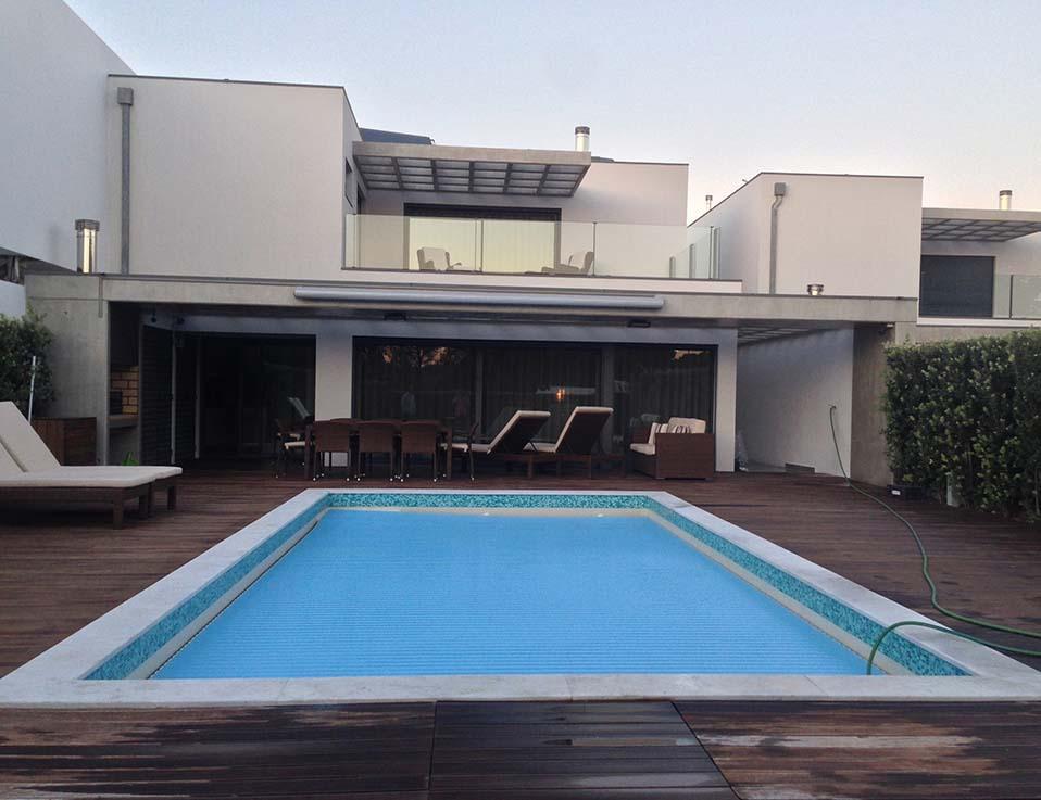 instalação de equipamentos de piscinas coberturas