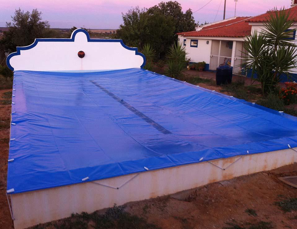 Coberturas piscinas